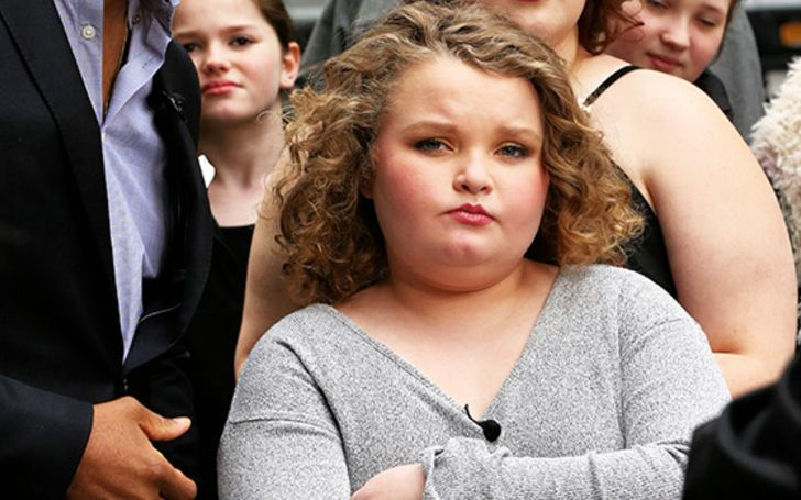 Honey Boo Boo Net Worth - How Rich is the Young Reality Star?