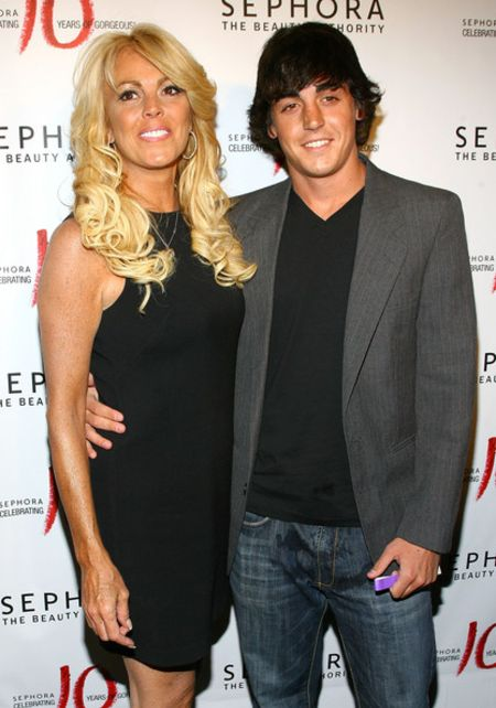 Michael Lohan was married to Lindsay's mother, Dina Sullivan Lohan for 22 years.