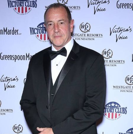 Michael Lohan is the father of the famous American actress Lindsay Lohan.