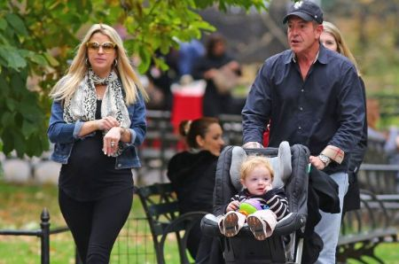 Michael Lohan shares seven children in total.