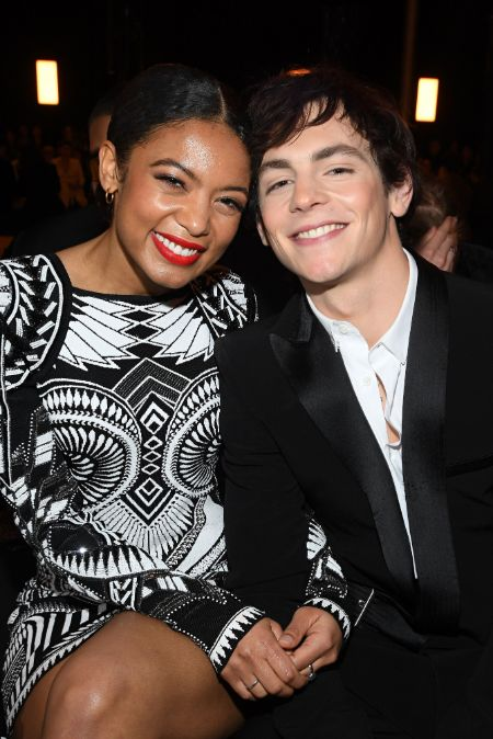 Jaz Sinclair is currently in a relationship with the 'Chilling Adventures of Sabrina' co-star Ross Lynch.