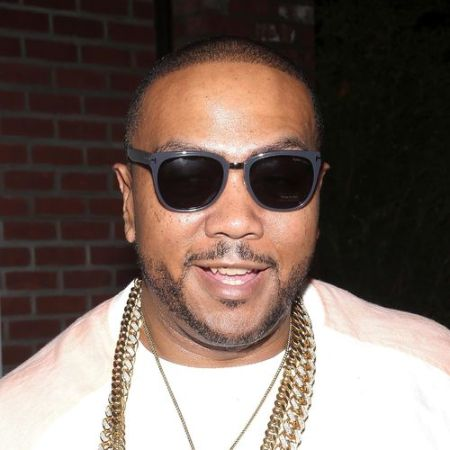Timbaland is a famous American record producer, rapper, singer, songwriter, and DJ.