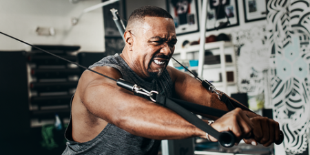 Timbaland began intensive workouts and trainings to restore his body to a healthy state.