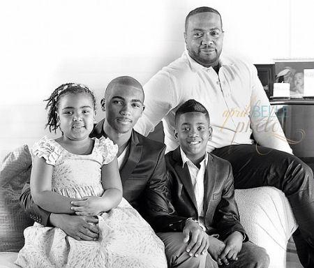 Timbaland has three children in total from his two relationships.