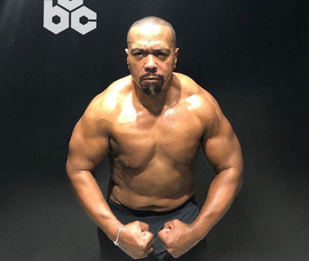 Timbaland followed a strict diet plan along with his intensive fitness routine.