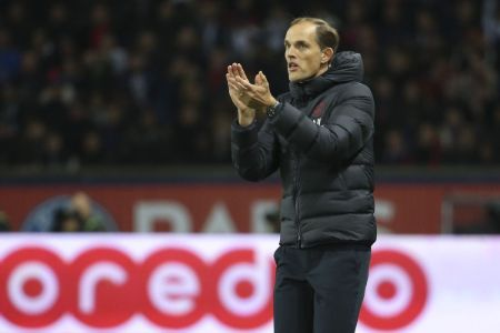 Thomas Tuchel is the head coach of the french football club Paris Saint-Germain.