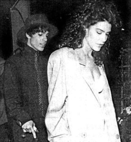 Susannah Melvoin started working with Prince in the mid-1980s.