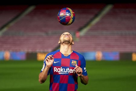 FC Barcelona recently signed Martin Braithwaite as an emergency signing after Ousmane Dembele was ruled out for six months with injury.