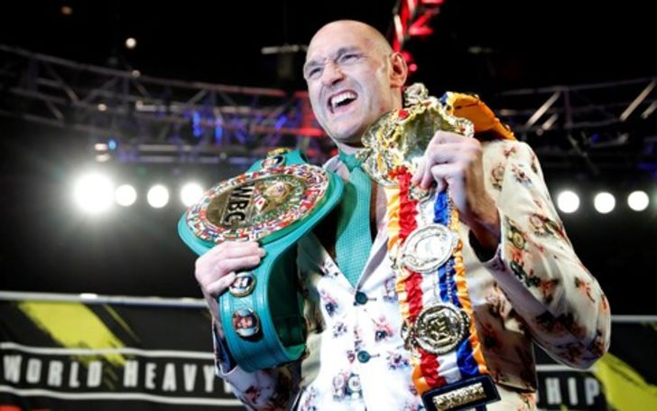 Tyson Fury Net Worth - How Much Has He Made From His Boxing Career?