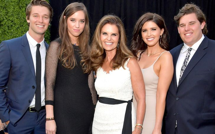 Everything You Need About Maria Shriver's Children