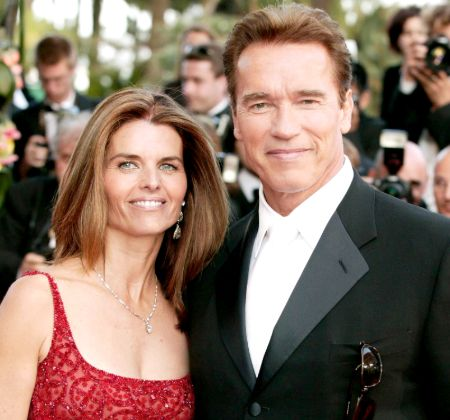 Maria Shriver was married to the famous American actor and former Governor of California Arnold Schwarzenegger.