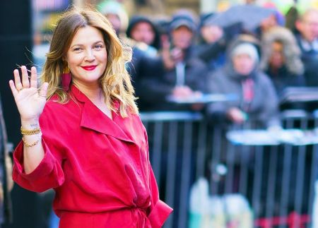 Drew Barrymore is a well-known actress in Hollywood, with some of her notable roles in movies like 'Poison Ivy,' 'Boys on the Side,' and 'Mad Love.'