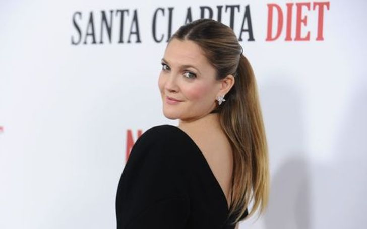 Drew Barrymore Weight Loss - All the Facts Here