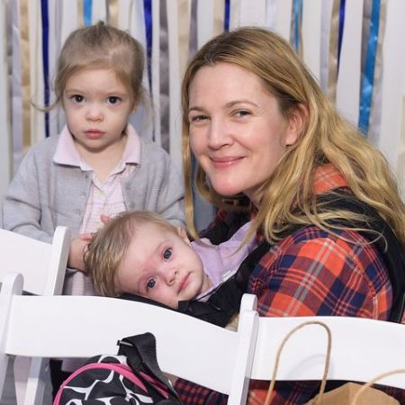 Drew Barrymore and Will Kopelman share two daughters, Olive and Frankie.