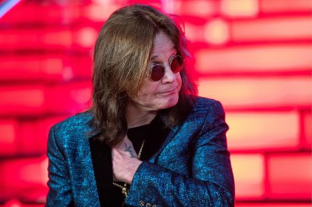 Ozzy Osbourne has a history of drug and alcohol abuse.