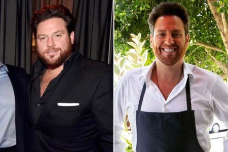 Scott Conant did intermittent fasting to help reduce his body weight.