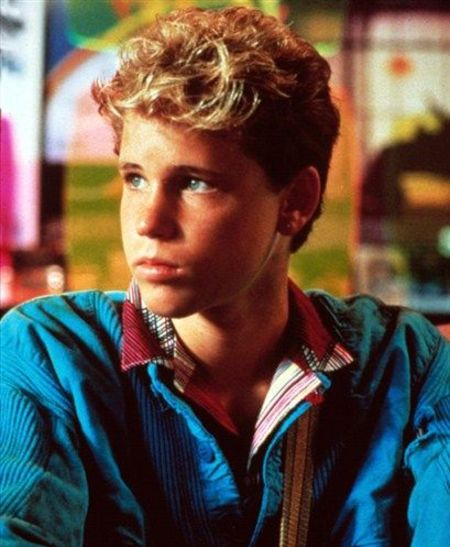 Corey Haim used to be a famous Canadian actor in the 1980s.
