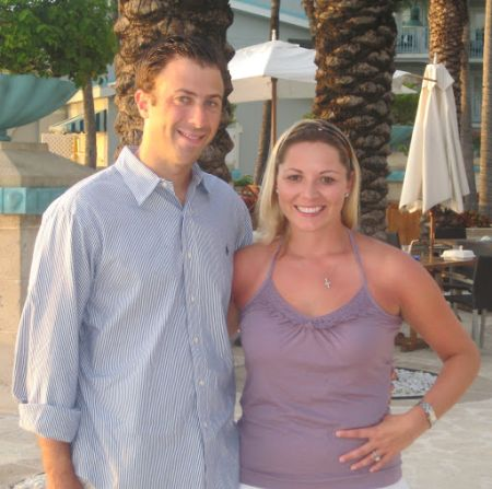 Richard Pitino is currently married to his wife Jill Urbanus Pitino.