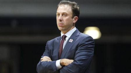 Richard Pitino returned to college basketball as the head coach of Iona College's basketball team.