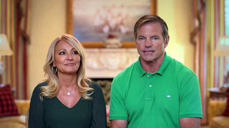 Christi and Billy Busch Sr. in the first episode of Busch Family Brewed.