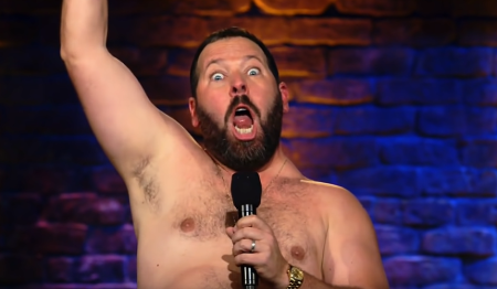 Bert Kreischer is well known for his 'The Machine' story.
