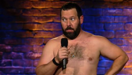 Bert Kreischer's 'The Machine' story is what rose him to prominence and hsa etablished himself as one of most reputed comedians in the stand-up comedy industry.