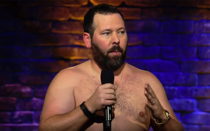 Bert Kreischer's Weight Loss Journey Started Out As a Challenge with Tom Segura