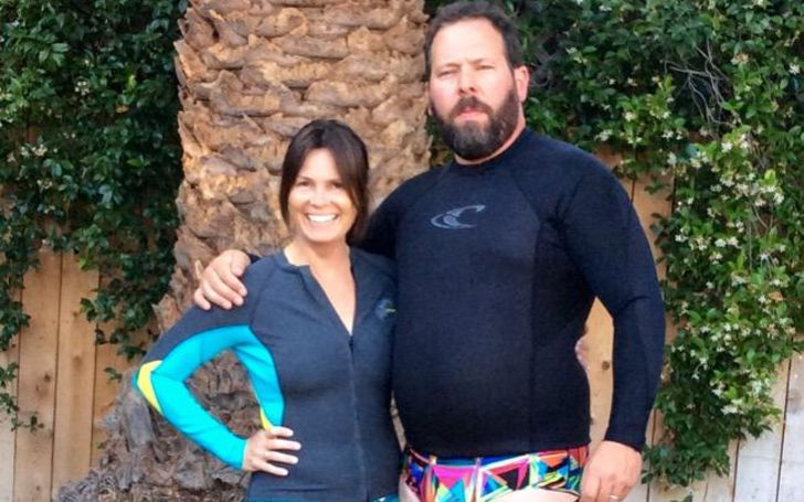 Wife Leeann Kreischer What S It Like Being Married To Bert Kreischer Idol Persona At one time, bert actually teases her by sending a tweet on his twitter account. wife leeann kreischer what s it like