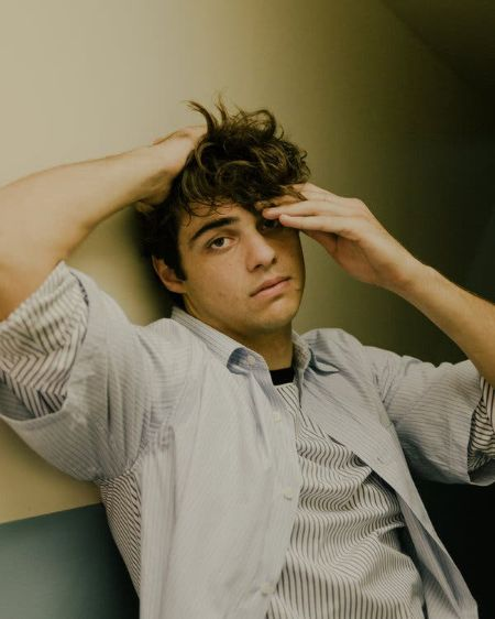 Noah Centineo became popular from his impressive performance in the movie 'To All the Boys I've Loved Before.'