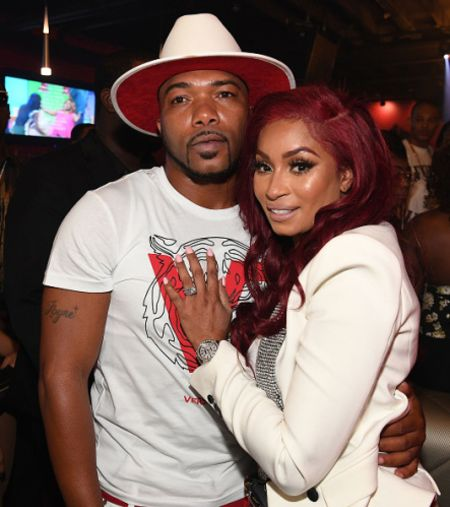 Karlie Redd and Maurice 'Mo' Fayne were involved in a fragile relationship.