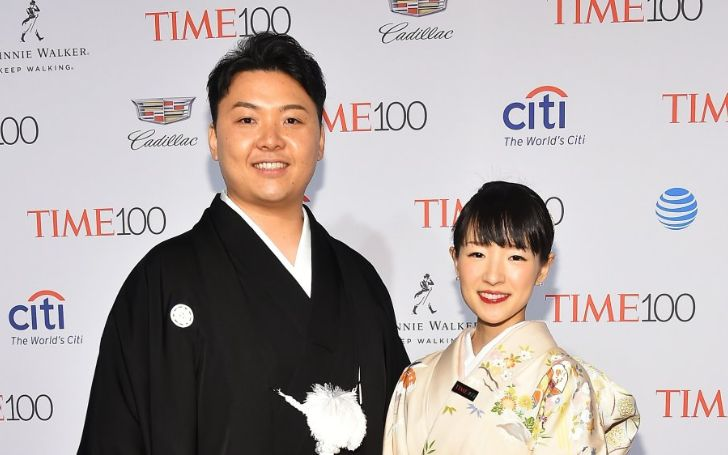 Marie Kondo's Husband Takumi Kawahara - Top 5 Facts