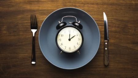 Intermittent fasting is currently one of the most popular food trends.