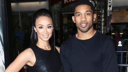 Draya Michele and Orlando Scandrick were engaged in 2013.