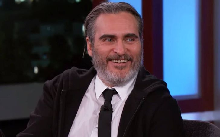 Joaquin Phoenix Weight Loss — The Full Story