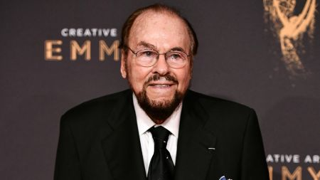 James Lipton was the host of the talk show 'Inside the Actors Studio' on Bravo.