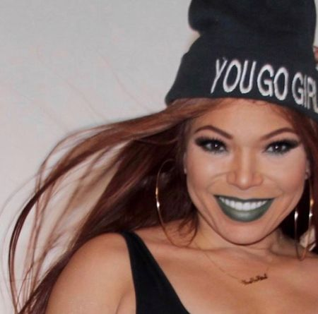 Tisha Campbell is a singer, actress and a dancer