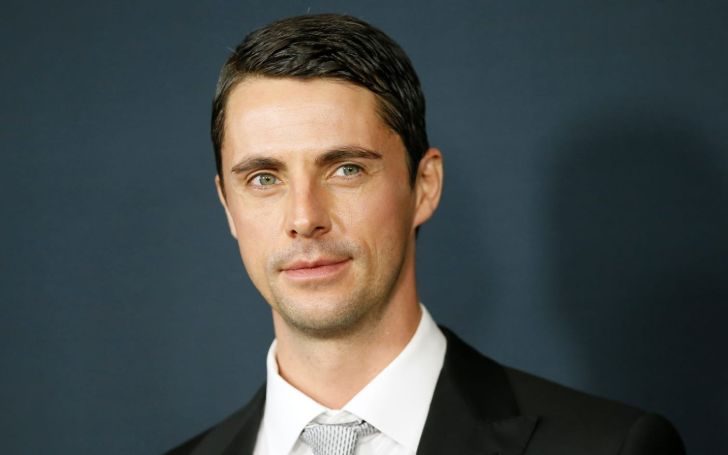 Matthew Goode's Married Life with Wife Sophie Dymoke Is Nothing But Blissful
