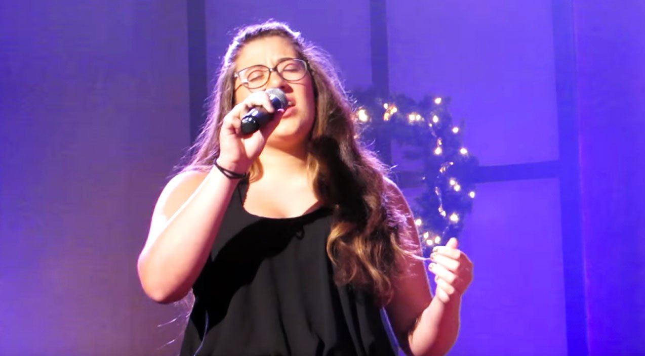 Just Like her father, Corrina Gill is also a singer.