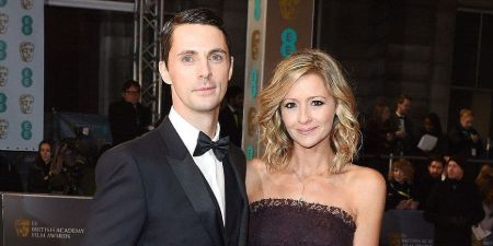 Matthew Goode married his longtime girlfriend Sophie Dymoke in 2014.