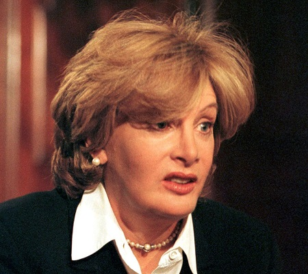 Linda Tripp, during an interview with Larry King in 2001.