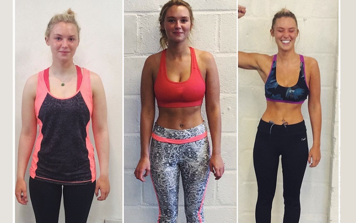 The Full Story on Lucie Donlan's Weight Loss Journey