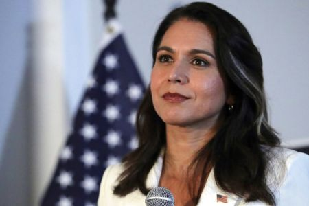 Tulsi Gabbard also had bought some stocks.