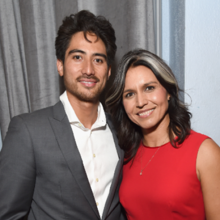 Eduardo Tamayo And Tulsi Gabbard divorced in 2006 and Tulsi is currently married to her second husband Abraham Williams.
