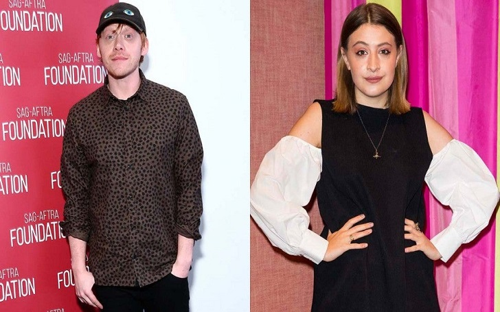 Rupert Grint and His Girlfriend Georgia Groome are Expecting a Baby - Find Out About Their Relationship