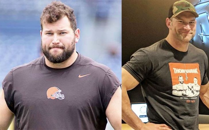 Full Story on Joe Thomas' Weight Loss Journey