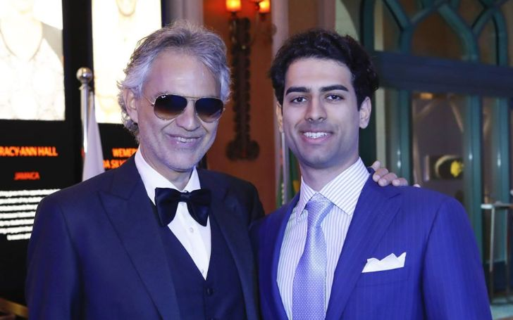 Amos Bocelli — Facts You Really Need to Know about Andrea Bocelli's Son