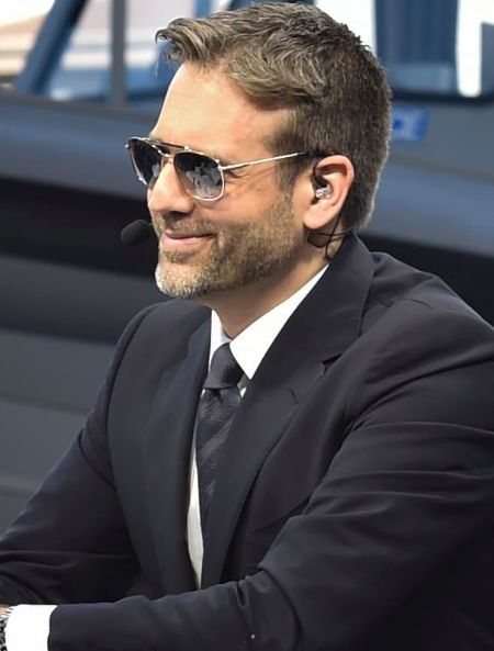 Max Kellerman graduated from Columbia University with a degree in History.