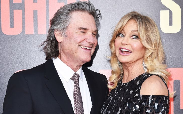 The Secret to the Longlasting Relationship Between Goldie Hawn and Kurt Russell