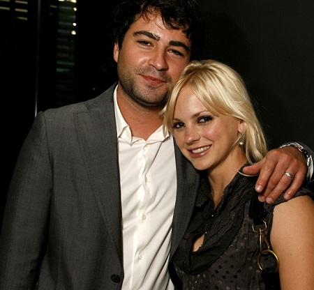 Anna Faris and Ben Indra during 31st Annual Toronto International Film Festival - First Look Pictures Party at Gardiner Museum in Toronto, Ontario, Canada.