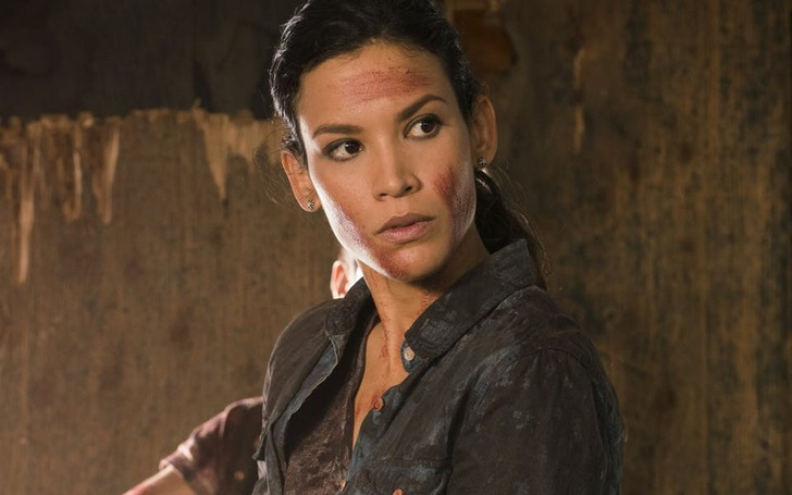 'Fear The Walking Dead' Star Danay Garcia Reveals New Quarantine Routine